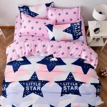 Комплект дитячої постільної білизни Маленька зірка Бязь
