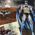 Комплект дитячої постільної білизни Бетмен Бязь