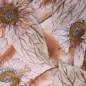 Комплект постільної білизни Квіткова галявина  Бязь Голд