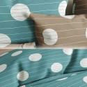 Комплект постільної білизни Бірюзова фантазія Бязь