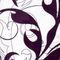 Комплект постільної білизни Фіолетовий вальс Бязь Голд
