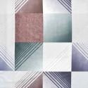 Комплект постільної білизни Стильний квадрат Ранфорс